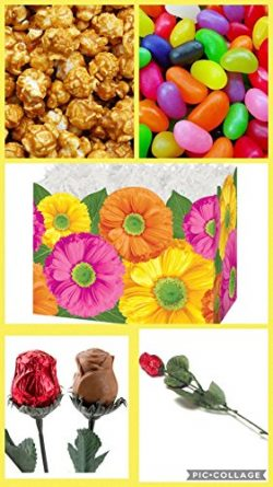 Mother's Day Sugar Free Flower Power Gift Box by Diabetic Candy perfect for Mom – Di ...