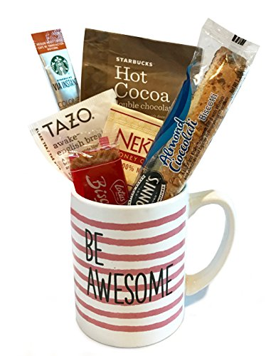 Starbucks Coffee Mug Gift Sets With Via Coffee Hot Cocoa Tea