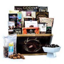 Chocolate Love Gift Basket