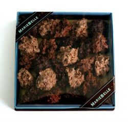 MarieBelle's The Clusters – Chocolate Covered French Croquettes