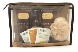 Peace and Relaxation Spa Bath and Body Gift Set – Perfect for Women – Birthdays Chri ...