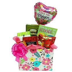 Love You Mom Gift Basket: Perfect for Mother's Day Gift Giving by Gifts Fulfilled