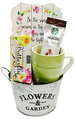 Mothers Day – Coffee Gift Basket – Coffee Gift for Mom – Coffee Lovers Gifts & ...