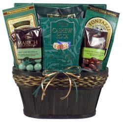 Irish Luck Gourmet St. Patrick's Day Gift Basket