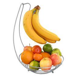 Evelots 3319 Fruit Basket, 10″ D