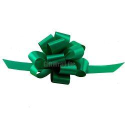 Emerald Green Decorative Gift Pull Bows – 5″ Wide, Set of 10, St. Patrick's Da ...