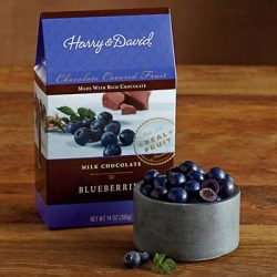 Milk Chocolate-Covered Blueberries – Gift Baskets & Fruit Baskets – Harry and David