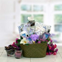 The Healing Spa Gift Basket | Great for Mothers Day!