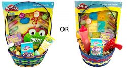 For Toddler! Young Child – Boy or Girl – Toddler's Filled Easter Egg Basket- H ...