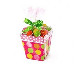 CLEARANCE – Clear Cello Bags for Sweet Treat Gable Boxes for Food Gift Baskets – Pac ...