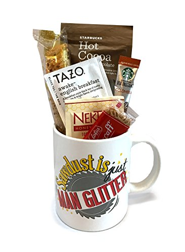 Gift Baskets For Men Manly Mans Coffee And Snack Attack Perfect
