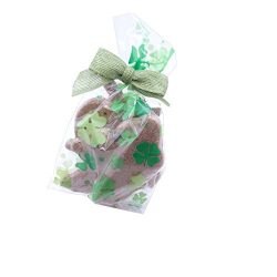 Dog Gift Treat Bag – Made in USA – St. Patrick's Day Cello Gift Bag