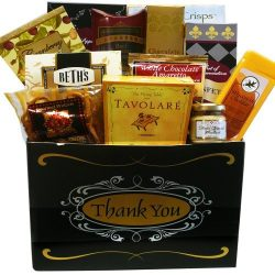 Art of Appreciation Gift Baskets Great Appreciation Thank You Gift Box by Art of Appreciation Gi ...