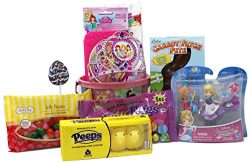 Disney Princess Easter Basket | Great for Little Girls | Pre Filled with Stuffers, Chocolate, Ca ...