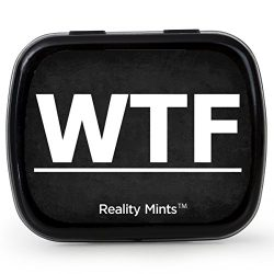 WTF Mints – Cool Gift for Friends Easter Basket for Adult Stocking Stuffers Best Friend Novelty  ...
