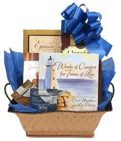 Sympathy Gift Basket: Words of Comfort in Times of Loss