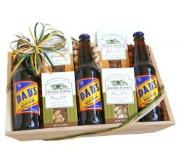Nuts for Dad Father's Day Gift Basket Multicolor – 7017