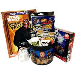 Star Wars Gift Basket Boy Kids Children Birthday Get Well Congratulations Travel Activity