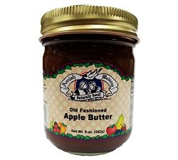 Amish Made Apple Butter- 9 oz – 2 Jars …