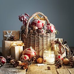 Christmas Beauty Basket Full of Goodies by The Gift Box