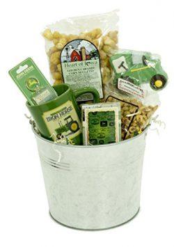 John Deere Lover's Basket