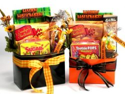 Gift Basket Drop Shipping SpTr Spook-Tacular Treats – Halloween Gift Baskets