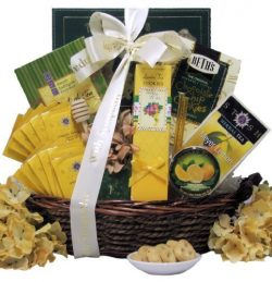 Great Arrivals Sympathy Gift Basket, Thinking of You by GreatArrivals Gift Baskets