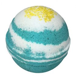 Blooming Jasmine BUBBLE Bath Bomb in Gift Box – Large Lush Spa Fizzy Kit, Best Valentine E ...