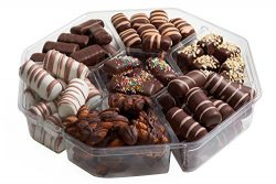 Gourmet Assorted Chocolate Gift Tray – Artisan Crafted Chocolates Indulgent, Sumptuous, Melt in  ...