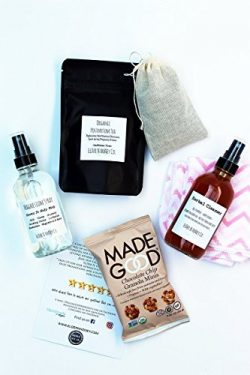 Postpartum Gift Basket New Mom New Baby Self-Care Gift Ideas Box Set After The Baby Is Born Tire ...