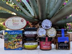 St Miguel Market Food Gift Basket – Chef Ole – ENJOY LIFE, OPEN IT AND HAVE FUN PERF ...