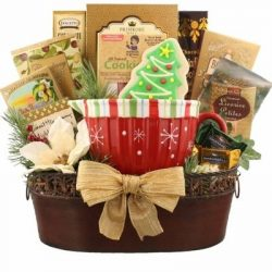 Texas Style Holiday Home Cookin' Gourmet Gift Basket