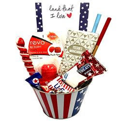Thinking of You Gift Basket – Get Well Gift – Birthday Gift – DESIGNED FOR HER ...