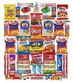 Huge 60 Count Snack Box by Skyline Snack Company   Food, Variety, Fun for the Whole Family   Off ...
