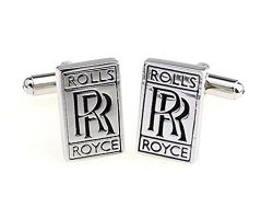 Rolls Royce Automobile / Car Cufflinks
