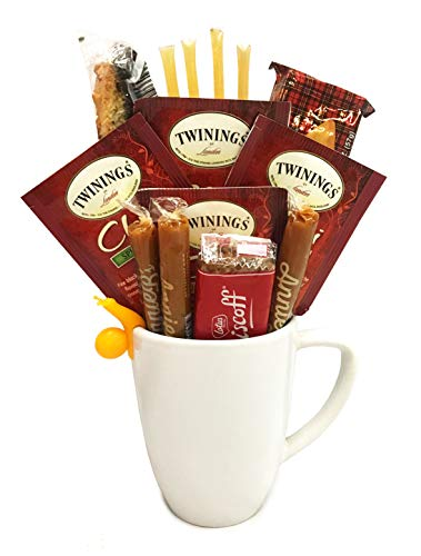 Fall Autumn Holiday Gift Coffee Gifts Tea Gifts
