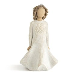 Willow Tree hand-painted sculpted figure, Irish Charm
