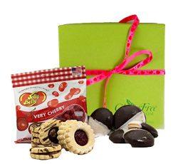 Gluten Free Palace Be Mine! Kosher Valentine Gift Box, Valentine Day Cookies, Gluten Free Valent ...