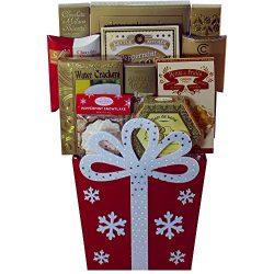 Joy To The Season Christmas Holiday Gift- Red