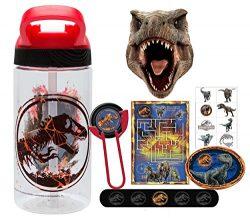 Jurassic World Fun Sip Favor Cup Valentines Day Gift, Easter Basket Filler, Stocking Stuffer or  ...