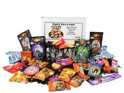 HAPPY HALLOWEEN – Only Treats No Tricks Gift Box