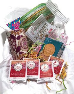 Get Well Gift Basket Care Package Bundle
