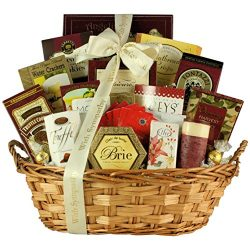 GreatArrivals with Deepest Sympathy: Condolence Gift Basket, 8 Pound