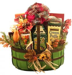 Gift Basket Village A Celebration Of Fall, A Fall Gift Basket, Small, 6 Pound