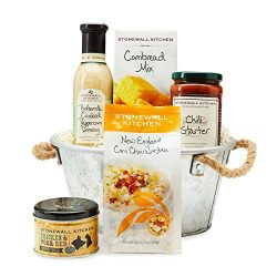 Stonewall Kitchen Chilly Nights Gift Basket (5 Piece Gift Basket)