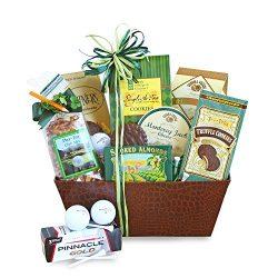 California Delicious California Delicious 'fore' Your Golf Lover Gourmet Gift Box