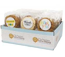 The Providence Cookie Company THANK YOU GOURMET COOKIE GIFT choose 1, 2 or 3 Dozen (2 Dozen)