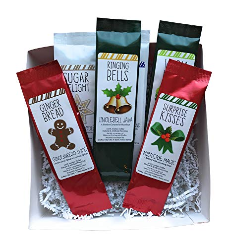 Coffee Gift Basket Christmas Ground Variety Pack Fall