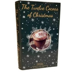 The 12 Coffees, Teas or Cocoas of Christmas (Your Choice) Gourmet Gift Box Set – Best Xmas ...