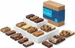 Fairytale Brownies Hanukkah Bar & Sprite Combo Gourmet Chocolate Kosher Food Gift Basket  ...